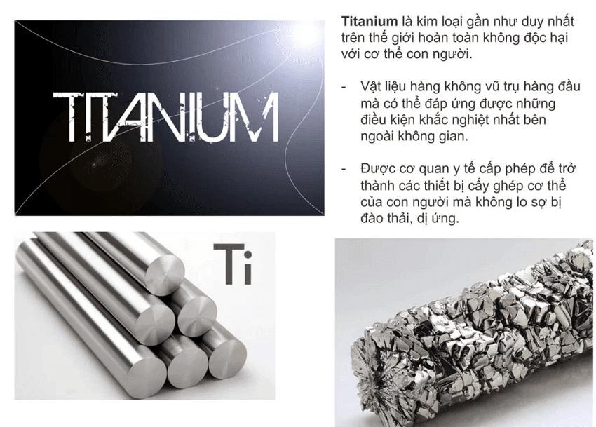 Điện cực Titan phủ Platinum là loại tốt nhất