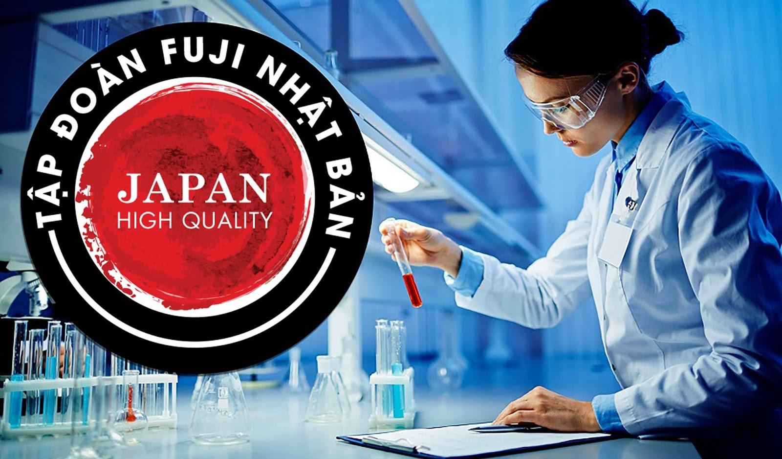 Tập đoàn Fuji Nhật Bản