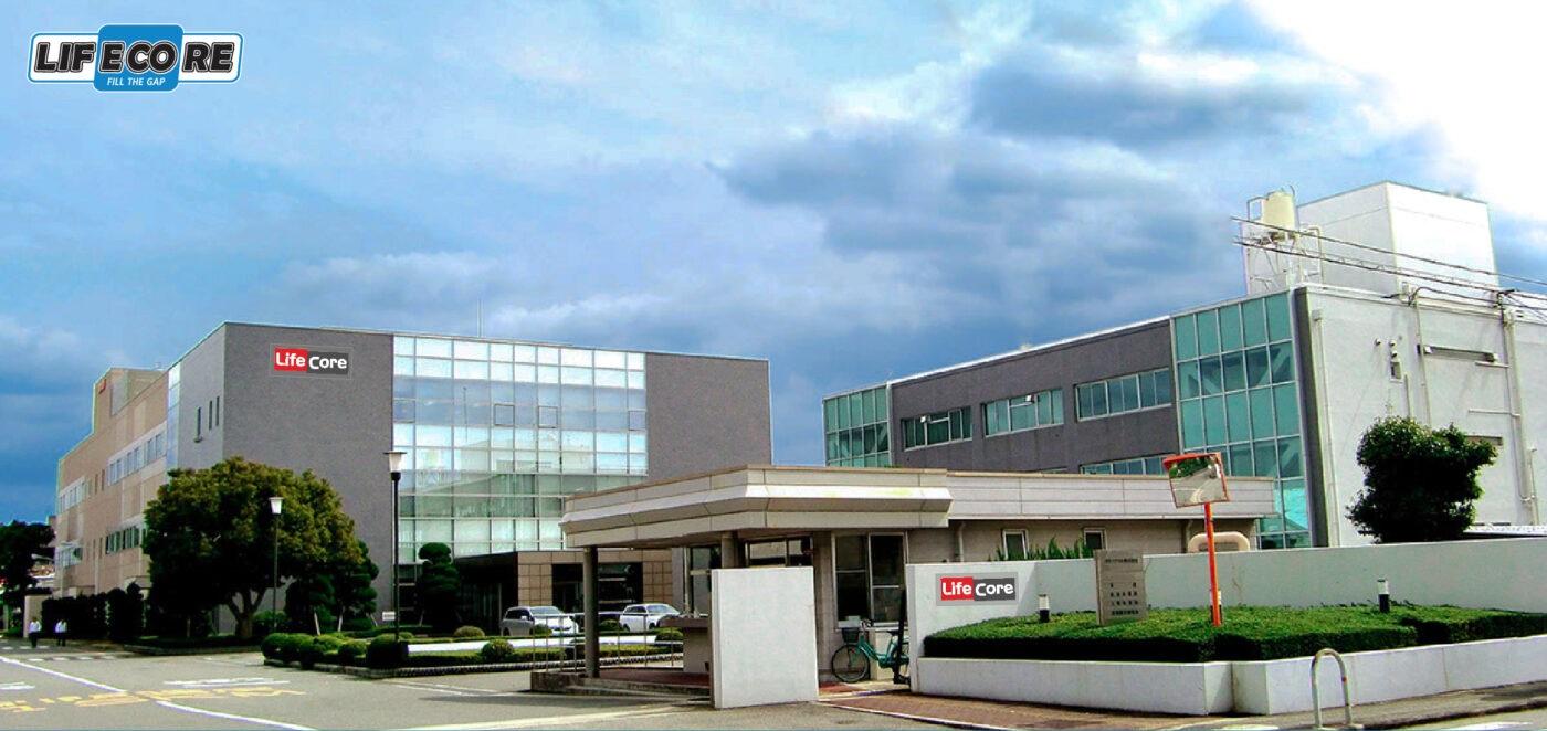 Tập đoàn Lifecore có nhiều năm kinh nghiệm trong ngành sản xuất máy lọc nước ion kiềm