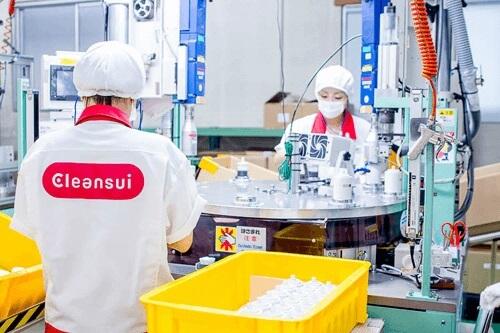 Máy lọc nước ion kiềm Mitsubishi chính hãng giá bao nhiêu?