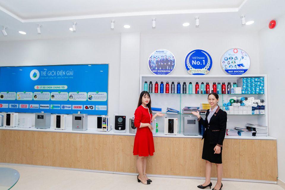 Cửa hàng máy lọc nước ion kiềm Đà Nẵng uy tín