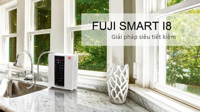 Máy lọc nước ion kiềm Fuji Smart i8