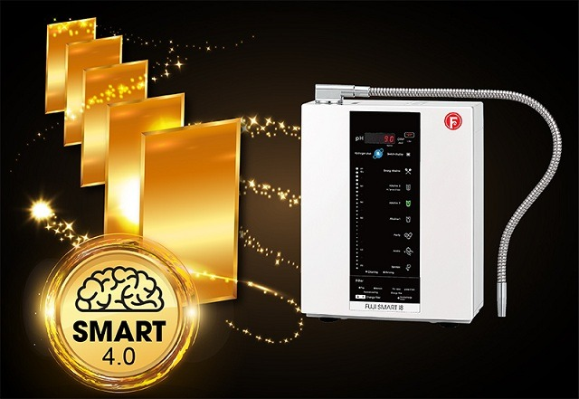 Fuji Smart I8 sở hữu công nghệ điện cực thế hệ mới 4.0