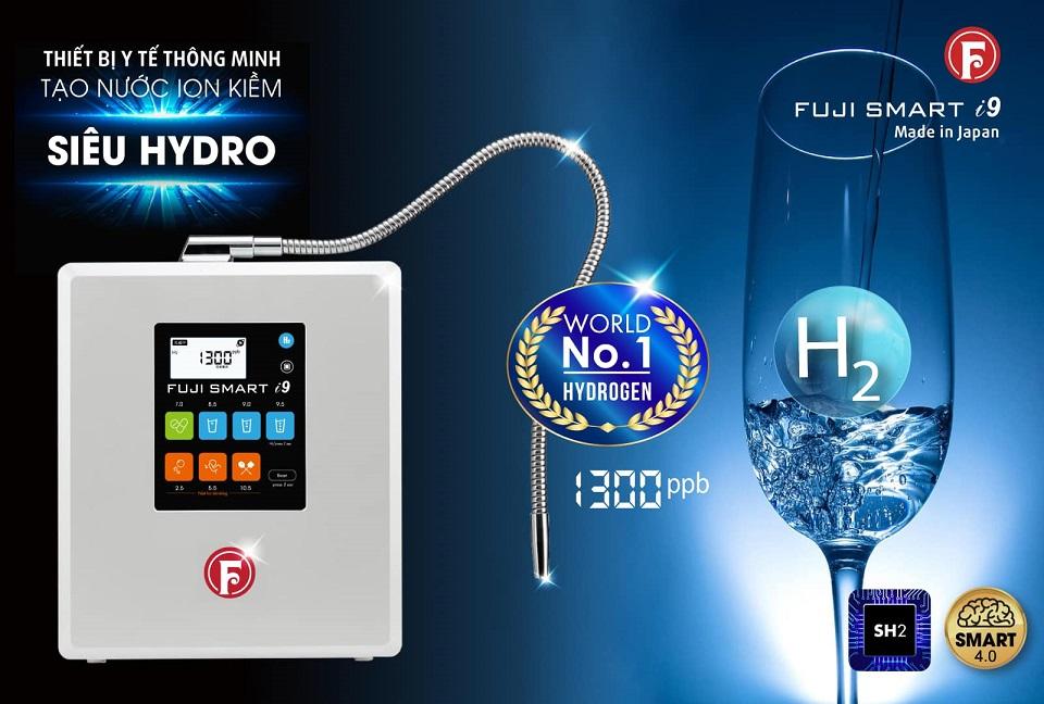 Mua máy lọc nước ion kiềm Fuji Smart ở đâu tốt nhất?