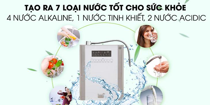 mua máy lọc nước điện giải ion kiềm ionpia 5250 chính hãng Hàn Quốc mua ở đâu tốt nhất thành phố Hồ Chí Minh?