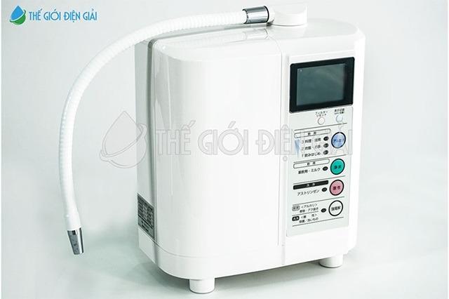 thiết kế máy lọc nước điện giải ion kiềm impart excel-jx (mx-77) như thế nào kích thước bao nhiêu