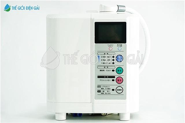 Máy lọc nước ion kiềm impart excel-jx (mx-77) có tốt không giá bao nhiêu