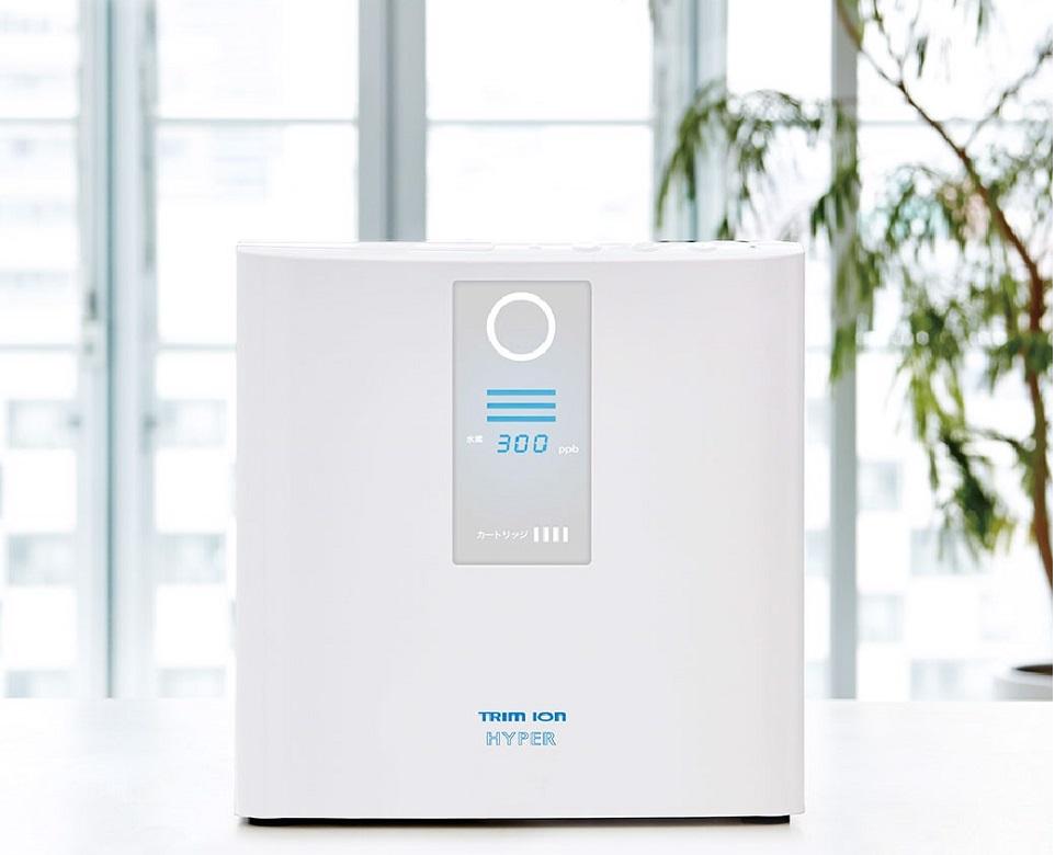 mua máy lọc nước ion kiềm Trimion Hyper giá rẻ chất lượng ở đâu thpcm
