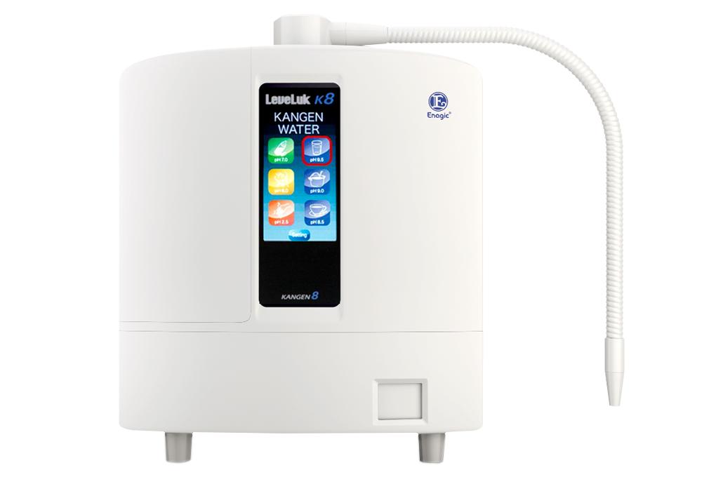 mua máy lọc nước ion kiềm kangen -enagic leveluk k8 nhật bản ở đâu uy tín