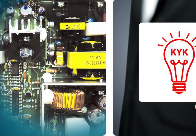 Máy lọc nước hydrogen ion kiềm KYK HYM 3+ có công nghệ hiện đại