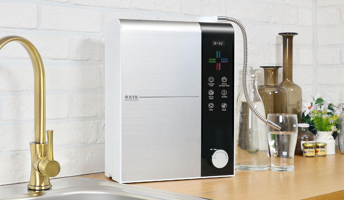 Mua máy lọc nước ion kiềm KYK HYM 3+ ở đâu giá rẻ chính hãng Hàn Quốc