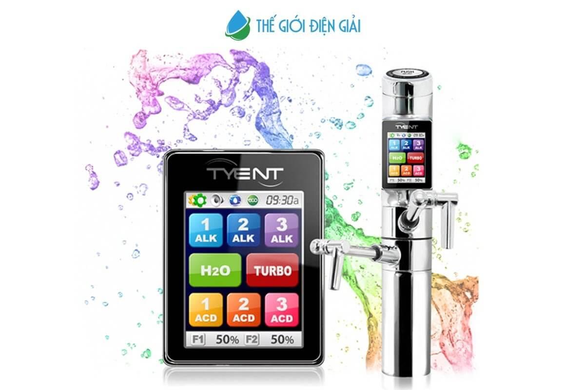 Mua máy lọc nước ion kiềm Tyent Uce 9000T quốc tế chính hãng ở đâu?