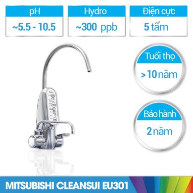 Máy lọc nước ion kiềm Mitsubishi có tốt không?