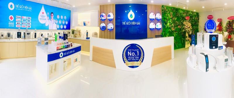 Thế Giới Điện Giải là nhà phân phối chính hãng của hơn 12 thương hiệu máy lọc nước iON kiềm lớn