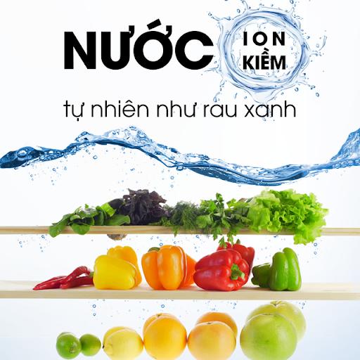 vì sao uống nước ion kiềm tốt cho tiêu hóa
