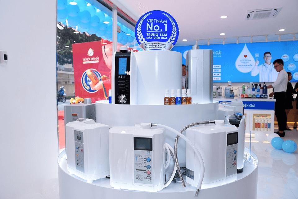Nên mua máy lọc nước ion kiềm Mitsubishi giá rẻ có tốt không?