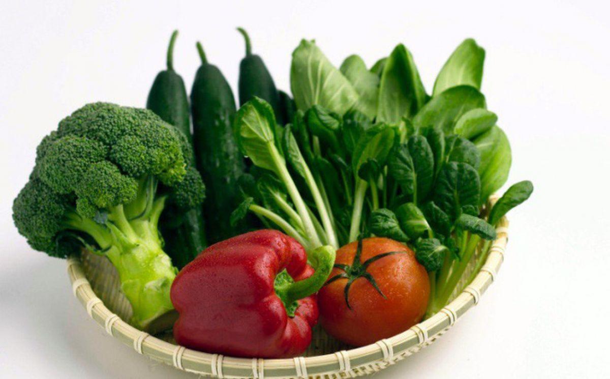 Lợi ích của rau xanh đối với sức khỏe là gì?