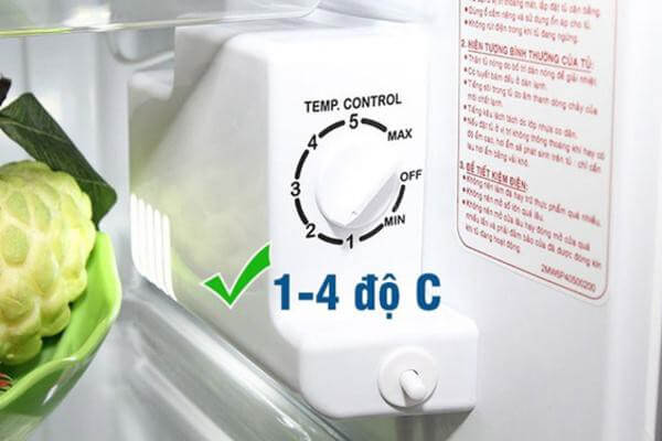 Bảo quản rau củ trong tủ lạnh ở nhiệt độ bao nhiêu?