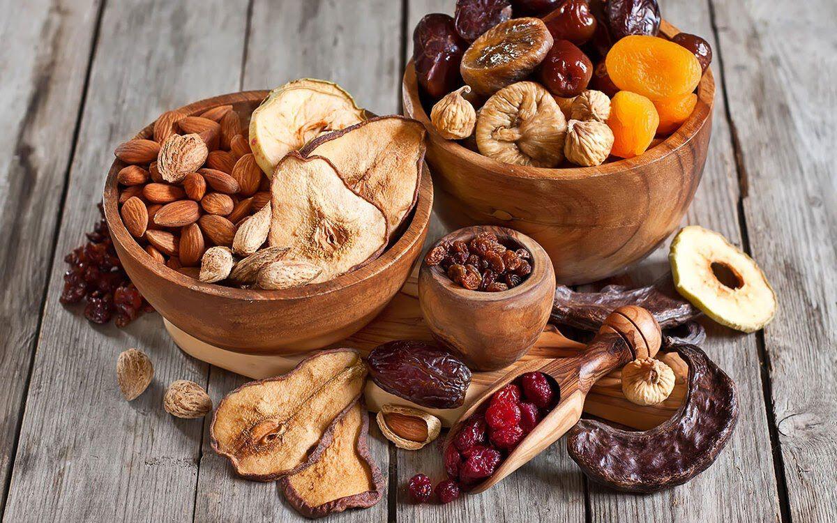 Phương pháp bảo quản thực phẩm khô lâu nhất