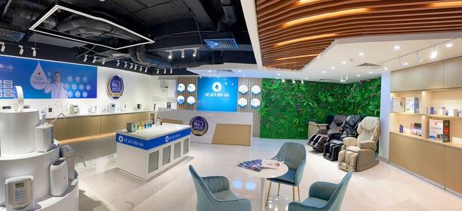 Trung tâm trải nghiệm của Thế Giới Điện Giải tại Hà Nội