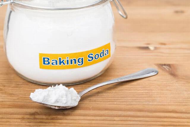 Rửa rau sạch thuốc trừ sâu bằng Baking soda