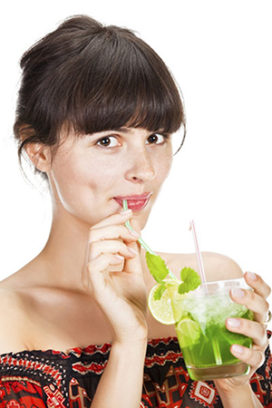 Kỳ 6 Nước uống tự nhiên giúp detox
