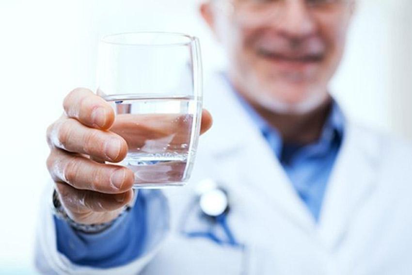 Tại Nhật Bản, người dân lựa chọn loại nước này như một phương thức bảo đảm cho sức khỏe