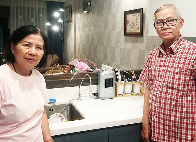 Nước ion kiềm từ máy lọc nước điện giải được nhiều người Việt tin tưởng hiện nay