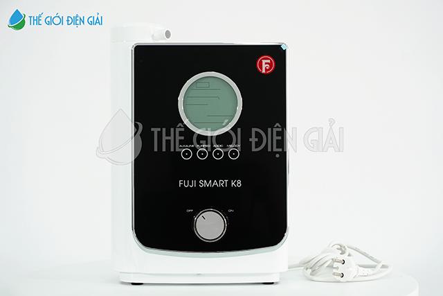 Fuji Medical nằm trong 1% ít ỏi số công ty sản xuất thiết bị y tế sản xuất máy điện giải ion kiềm