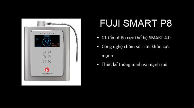 Ưu điểm nổi bật của Smart K8