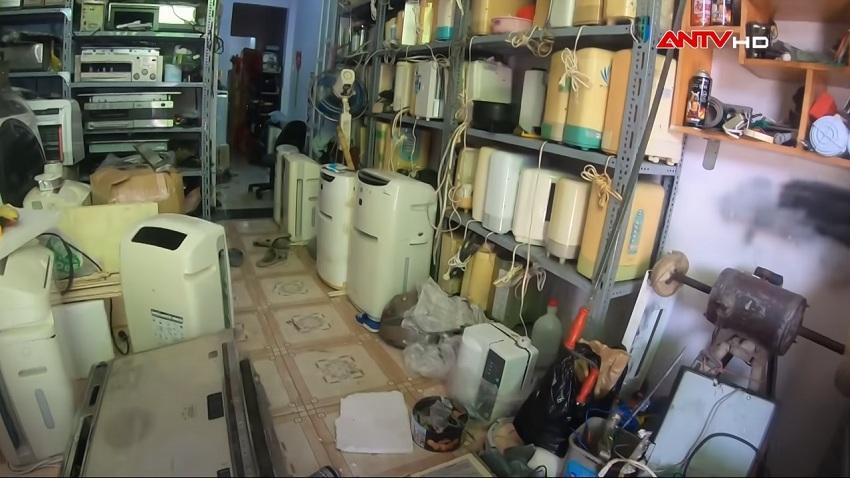 Một số nơi bán máy điện giải tạo nước ion kiềm kangen kém chất lượng