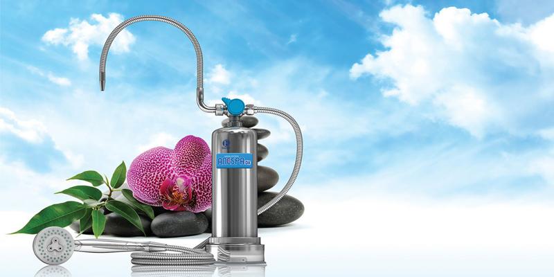 máy lọc nước ion kiềm kangen Kangen leveluk DX – Giải pháp làm đẹp cho chị em phụ nữ hiện đại