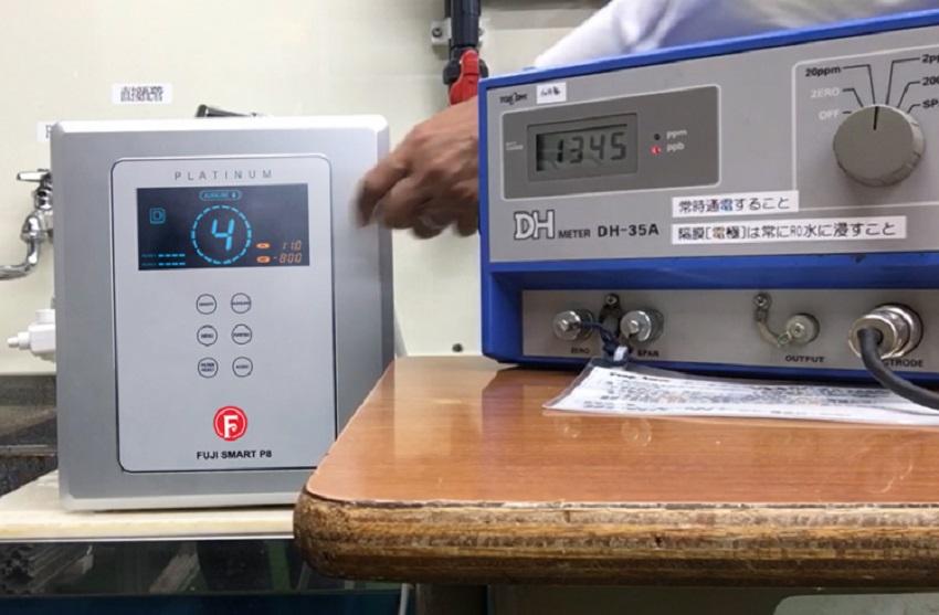 Nước Hydrogen là gì? Để đo nồng độ Hydro hòa tan trong nước Hydrogen phải dùng máy đo chuyên dụng mắc tiền
