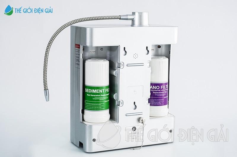 Khi lắp máy lọc nước ion kiềm nguồn nước cần đạt những tiêu chí nào