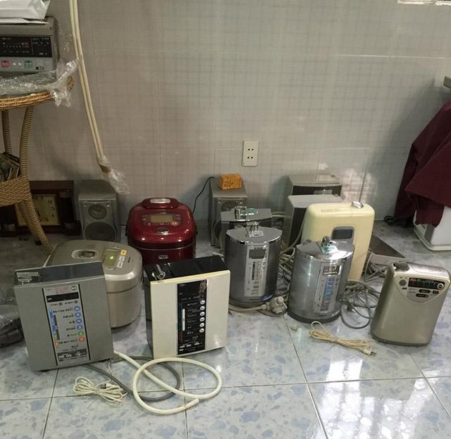 Máy lọc nước ion kiềm national là sản phẩm được nhắc đến nhiều trong thời gian gần đây