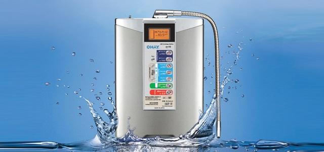 Tìm hiểu về máy lọc nước ion kiềm OHAY