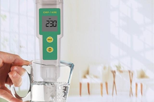 Bút thử máy lọc nước ion kiềm chiêu trò - tinh vi