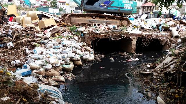 Ô nhiễm môi trường tác động ngược lại đến sức khỏe và đời sống con người