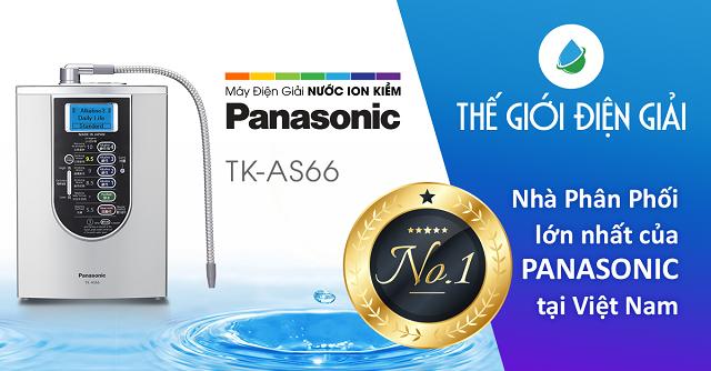 # Máy lọc nước ion kiềm Panasonic chính hãng tại Thế Giới Điện Giải