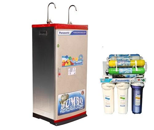 Theo khuyến cáo của nhà sản xuất, Tập đoàn Panasonic không sản xuất máy lọc nước công nghệ RO Panasonic nào cả!!!