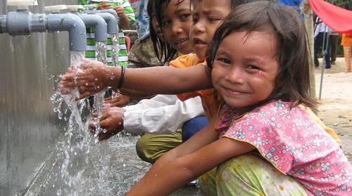 bảo vệ nước sạch là bảo vệ tương lai của đất nước