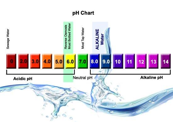 Hiểu về thuyết axit-kiềm, pH của nước tốt nhất với nội môi trường cơ thể (dịch cơ thể)