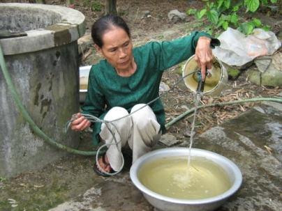 Công nghệ xử lý nước của các hệ thống lọc nước giếng hiện nay