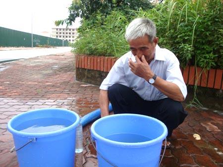 Phương pháp xử lý nước sinh hoạt có mùi lạ