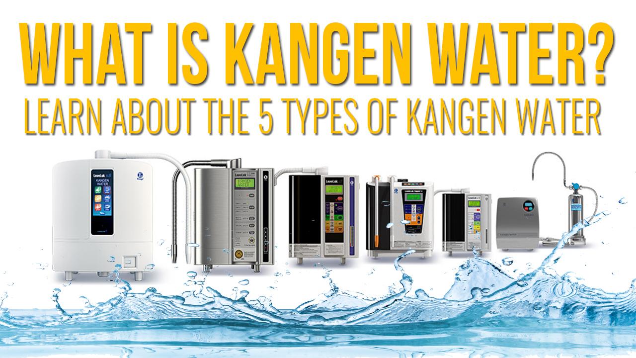 Lưu ý khi mua máy lọc nước Kangen Water