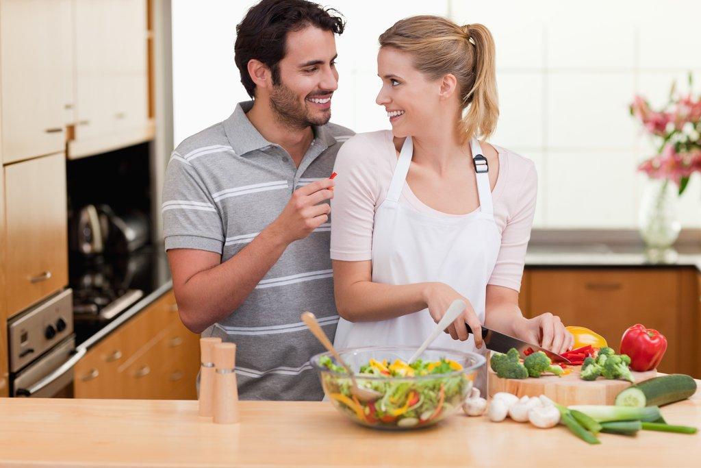 nước ion kiềm nấu ăn ngon hơn