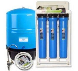 nên sử dụng máy lọc nước trước khi sử dụng nước máy để uống