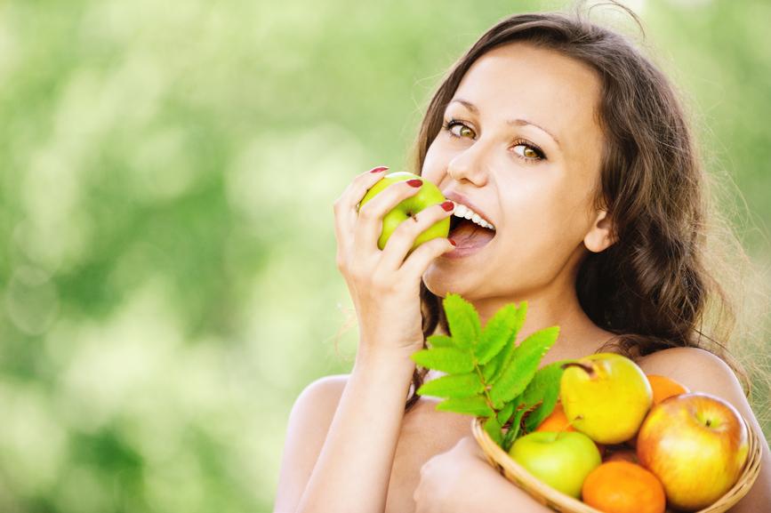 cách cân bằng môi trường kiềm trong cơ thể nhờ vào ăn uống