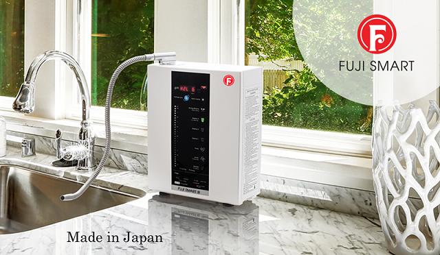 Máy lọc nước ion kiềm thông minh Fuji Smart I8