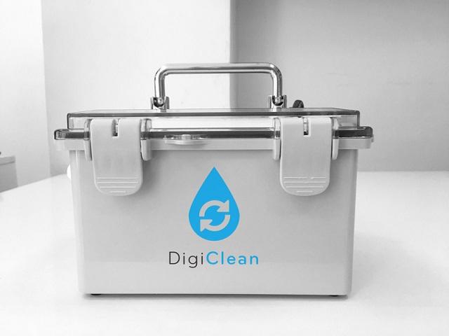 Bộ thiết bị hoàn nguyên điện cực chuyên dụng DigiClean